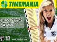 Aposte na Timemania e concorra ao prêmio de R$ 5.000.000,00