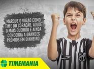 Aposte já na Timemania!
