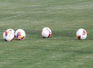 Agenda: sexta-feira será de treinos no turno da tarde