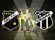 Para manter bom momento fora de casa, Ceará encara o ABC, em Natal/RN