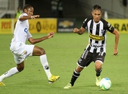 Em partida bem disputada, Ceará perde para o ABC e cai na tabela