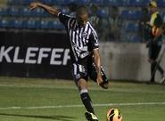 Ceará perde para o ABC, mas garante vaga às quartas de final