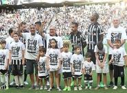 Ceará realiza ações com torcedores em homenagem ao Dia dos Pais
