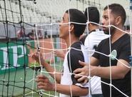 Esporte Acessível: Confronto entre Ceará e São Paulo é marcado por ação solidária com deficientes visuais