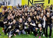 Ceará se garante matematicamente e está de volta à Série A do Campeonato Brasileiro