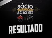 """Vitória x Ceará: Confira lista dos ganhadores da promoção """"Sócio tem acesso"""""""