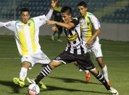 Time Sub-20 do Ceará marca no fim e empata na Taça Fares Lopes