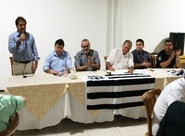 Conselho Deliberativo realizou almoço para os alvinegros na sexta-feira