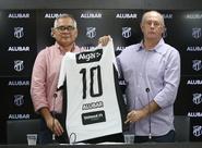 Patrocínio novo: Alubar é a nova parceria do Ceará para a temporada 2019