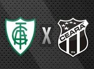 Motivado, Ceará busca a primeira vitória fora de casa diante do América/MG