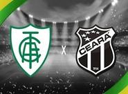 Pela 2ª fase da Copa do Brasil, Ceará encara o América/MG, em BH
