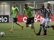 Ceará sai na frente, sofre empate em 1 x 1, mas traz vantagem para casa