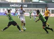 Ponto importante: No Independência, Ceará joga melhor, mas fica no empate contra o America/MG