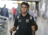 Vozão embarca para enfrentar o Londrina pela Copa do Brasil