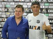 Marcelo Chamusca é apresentado oficialmente em Porangabuçu
