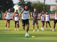 Copa do Brasil: Ceará realiza último treino em SP antes de partida contra o Corinthians