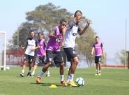 Brasileirão: Já em Porto Alegre, Ceará encerra preparação para duelo contra o Grêmio