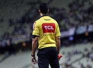 CBF define staff de arbitragem para jogo do Ceará contra o Grêmio