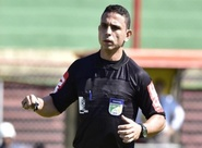 Árbitro Léo Simão apitará o terceiro jogo da semifinal do Estadual