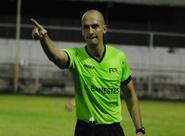 CBF divulga o trio de arbitragem para a partida entre Náutico e Ceará