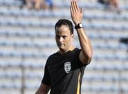 Brasiliense Sávio Pereira será o árbitro de Vila Nova x Ceará