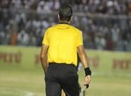 Manoel Nunes Lopo Garrido/BA  vai apitar o jogo entre Ceará x Paraná