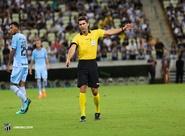 Definido o quadro de arbitragem para a partida entre Ceará e Atlético/MG. Confira!