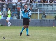 Árbitro paulista Leandro Bizzio apitará o confronto entre Atlético/PR e Ceará