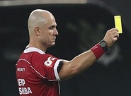 Paulista Vinícius Gonçalves Araújo apita Ceará x Joinville na Arena Castelão