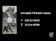 Nota de pesar: Arivaldo Pinheiro Goes
