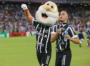 Melhor em campo, Ceará começa atrás, mas empata Clássico-Rei com gol de Arthur