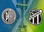 Em Arapiraca/AL, Ceará enfrenta o ASA pela Copa do Brasil
