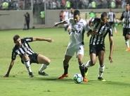 Fora de casa, Ceará abre o placar, mas leva virada do Atlético/MG