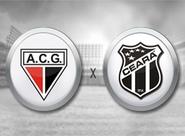 Em uma crescente na Série B, Vozão encara o Atlético/GO fora de casa