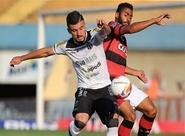 Em jogo de duas viradas, Ceará perde para o Atlético/GO fora de casa