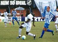Jogando fora de casa, Ceará consegue empate diante do Avaí em 1 x 1