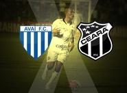 De olho na recuperação, Ceará vai encarar o Avaí nesta tarde