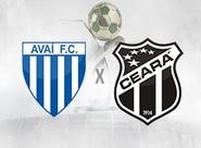 Contra o Avaí, Ceará busca a primeira vitória fora na Série B