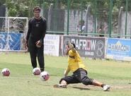 Alvinegros encerraram a preparação para jogo de amanhã e seguem concentrados