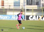 Em Porangabuçu, Ceará realiza penúltimo treino antes da partida contra o Botafogo