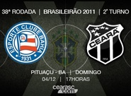 De olho no Bahia, Ceará treina em Salvador/BA
