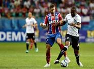 Ceará pressiona, mas fica no empate sem gols contra o Bahia e se despede do Nordestão