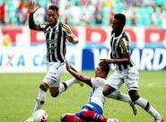 Ceará não resiste à pressão do Bahia e perde em Salvador/BA
