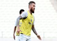 Volante Baraka renovou com o Ceará até o fim da temporada