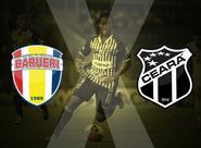 Pela reta final da Série B, Ceará enfrenta o Grêmio Barueri