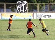 Sub-18 fará amistoso contra o Horizonte/CE nesta tarde