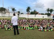 Referência no Nordeste, Cidade Vozão é destaque na formação de atletas