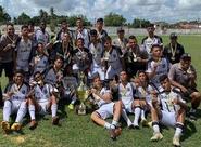 Base Alvinegra: Na categoria Sub-17, Ceará goleia a Jacuipense/BA e conquista a 5ª Supercopa de Natal