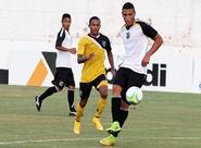 Sub-19 do Ceará mantém preparação para a Copa SP de Futebol Júnior