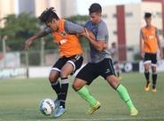 Ceará segue firme na preparação para a Copa do Nordeste Sub-20